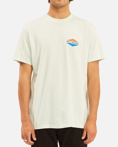 0 Level Short Sleeve T-Shirt Multicolor ABYZT00673 Billabong