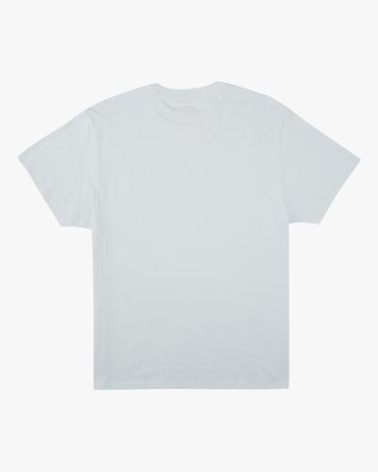 5 A/Div Performance UV Short Sleeve T-Shirt Blue ABYZT00676 Billabong