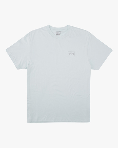 4 A/Div Performance UV Short Sleeve T-Shirt Blue ABYZT00676 Billabong