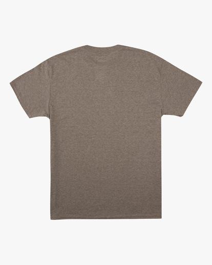 5 A/Div Performance UV Short Sleeve T-Shirt Green ABYZT00676 Billabong