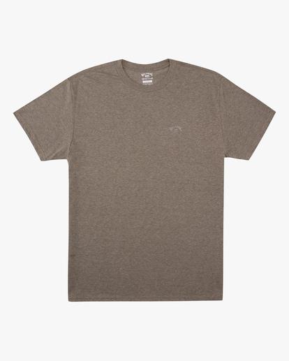 4 A/Div Performance UV Short Sleeve T-Shirt Green ABYZT00676 Billabong