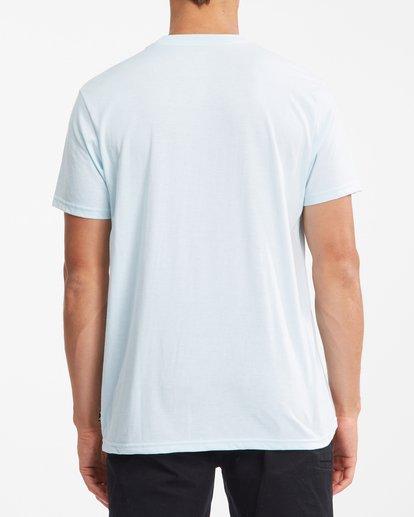 2 A/Div Performance UV Short Sleeve T-Shirt Blue ABYZT00676 Billabong