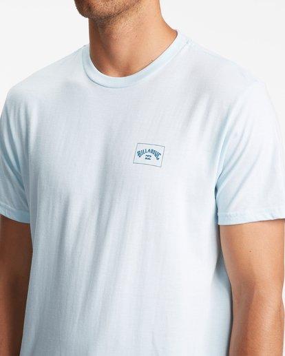 3 A/Div Performance UV Short Sleeve T-Shirt Blue ABYZT00676 Billabong