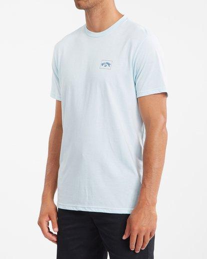 1 A/Div Performance UV Short Sleeve T-Shirt Blue ABYZT00676 Billabong