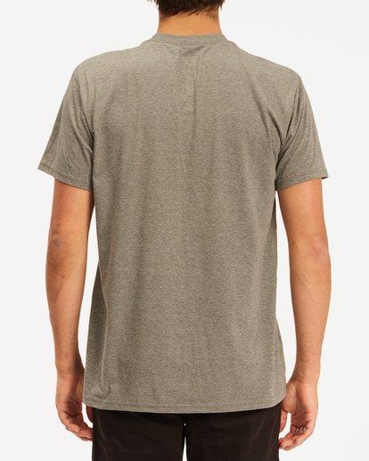 2 A/Div Performance UV Short Sleeve T-Shirt Green ABYZT00676 Billabong