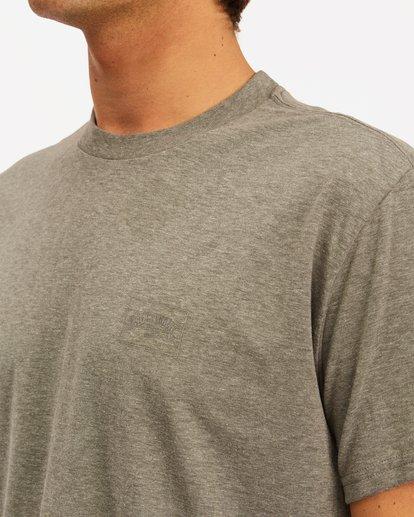 3 A/Div Performance UV Short Sleeve T-Shirt Green ABYZT00676 Billabong