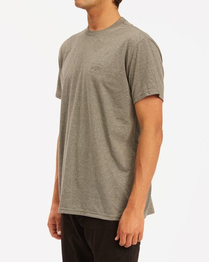 1 A/Div Performance UV Short Sleeve T-Shirt Green ABYZT00676 Billabong