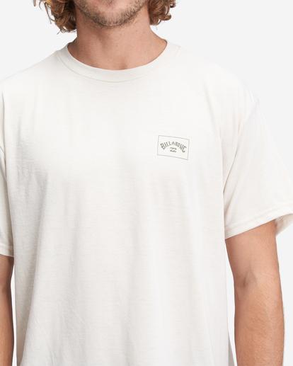 3 A/Div Performance UV Short Sleeve T-Shirt Brown ABYZT00676 Billabong