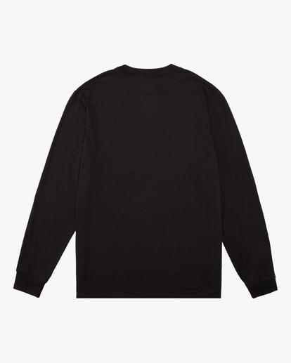 5 A/Div Performance UV Long Sleeve T-Shirt Black ABYZT00677 Billabong