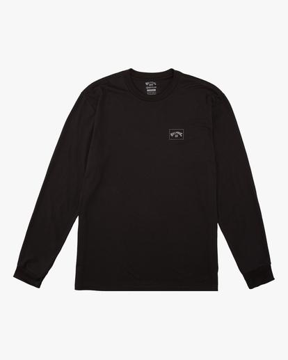 4 A/Div Performance UV Long Sleeve T-Shirt Black ABYZT00677 Billabong