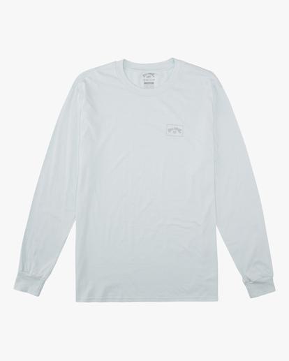4 A/Div Performance UV Long Sleeve T-Shirt Blue ABYZT00677 Billabong