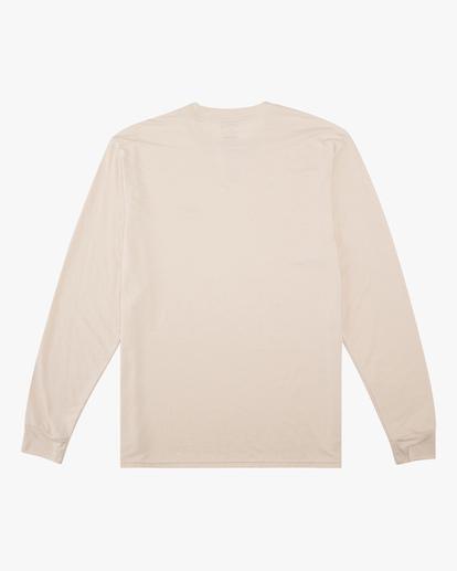5 A/Div Performance UV Long Sleeve T-Shirt Brown ABYZT00677 Billabong