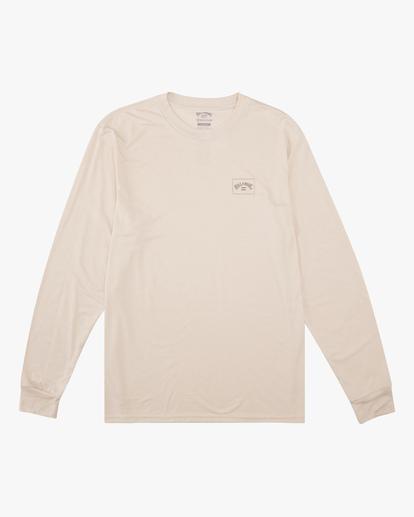 4 A/Div Performance UV Long Sleeve T-Shirt Brown ABYZT00677 Billabong