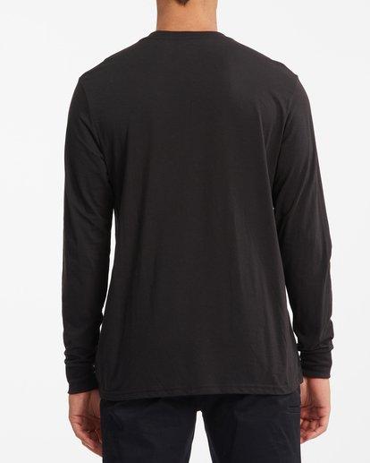 2 A/Div Performance UV Long Sleeve T-Shirt Black ABYZT00677 Billabong