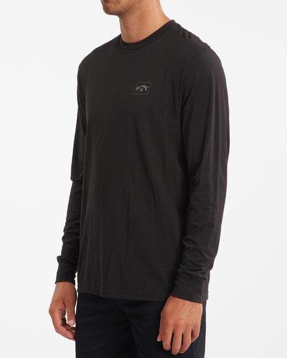 1 A/Div Performance UV Long Sleeve T-Shirt Black ABYZT00677 Billabong