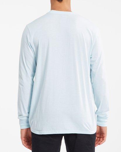 2 A/Div Performance UV Long Sleeve T-Shirt Blue ABYZT00677 Billabong