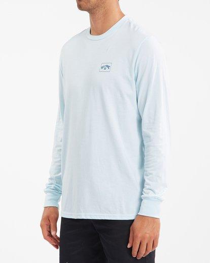 1 A/Div Performance UV Long Sleeve T-Shirt Blue ABYZT00677 Billabong