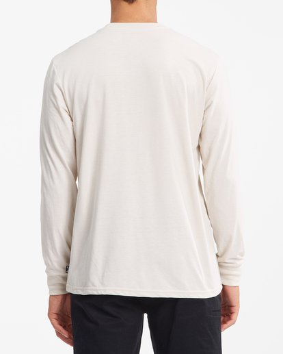 2 A/Div Performance UV Long Sleeve T-Shirt Brown ABYZT00677 Billabong