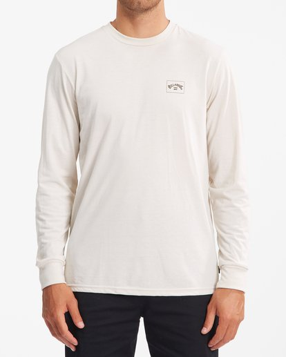 0 A/Div Performance UV Long Sleeve T-Shirt Brown ABYZT00677 Billabong