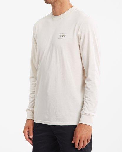 1 A/Div Performance UV Long Sleeve T-Shirt Brown ABYZT00677 Billabong