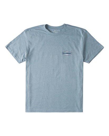 0 Auto T-Shirt Blue ABYZT00703 Billabong