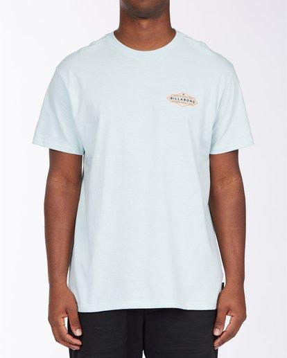 0 Coast T-Shirt Blue ABYZT00704 Billabong