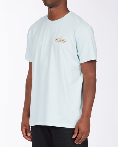 1 Coast T-Shirt Blue ABYZT00704 Billabong