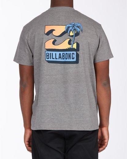 2 BBTV T-Shirt Green ABYZT00708 Billabong