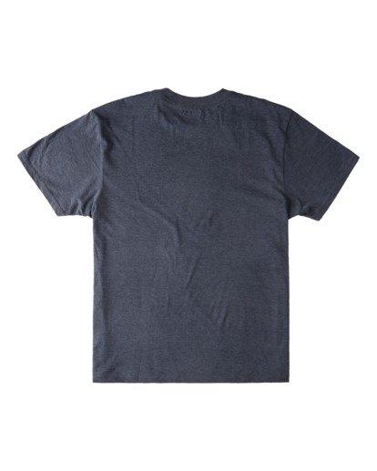 4 Pier Short Sleeve T-Shirt Green ABYZT00713 Billabong