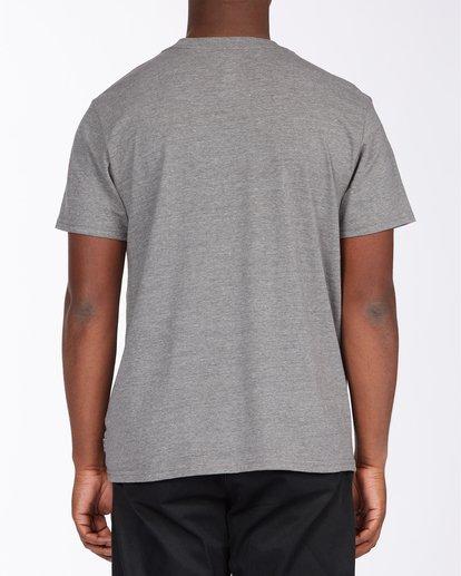 2 Pier Short Sleeve T-Shirt Green ABYZT00713 Billabong