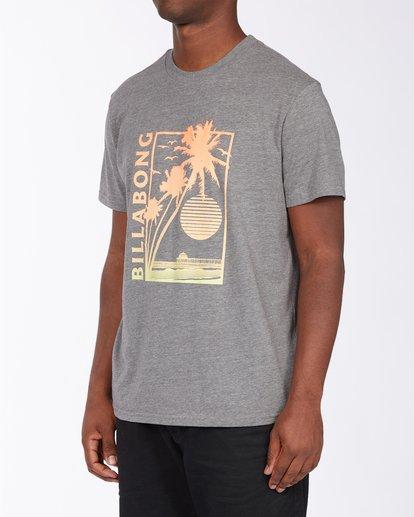 1 Pier Short Sleeve T-Shirt Green ABYZT00713 Billabong