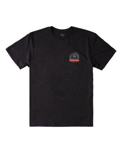3 Goods Short Sleeve T-Shirt Black ABYZT00715 Billabong