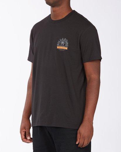 1 Goods Short Sleeve T-Shirt Black ABYZT00715 Billabong