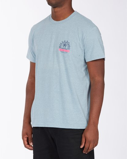 1 Goods Short Sleeve T-Shirt Blue ABYZT00715 Billabong