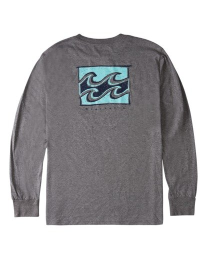 4 Draft Long Sleeve T-Shirt Green ABYZT00718 Billabong