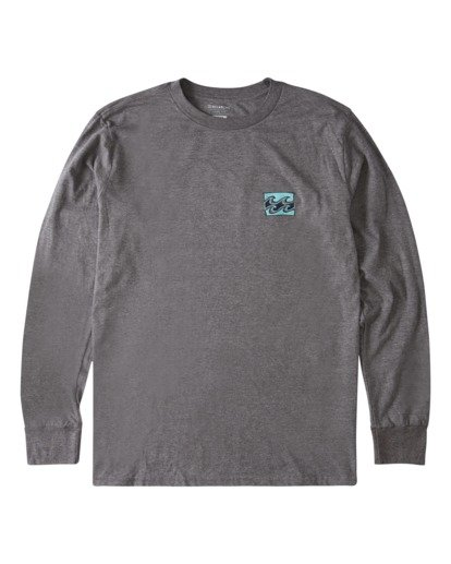 3 Draft Long Sleeve T-Shirt Green ABYZT00718 Billabong