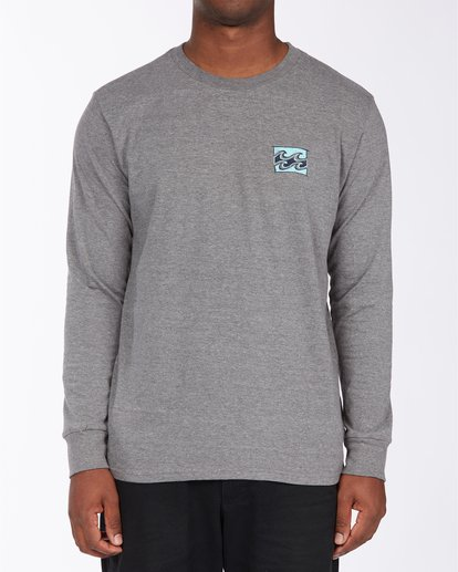 0 Draft Long Sleeve T-Shirt Green ABYZT00718 Billabong