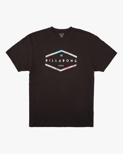 3 Entry Short Sleeve T-Shirt Black ABYZT00755 Billabong