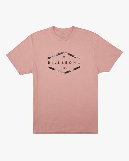 3 Entry Short Sleeve T-Shirt Green ABYZT00755 Billabong