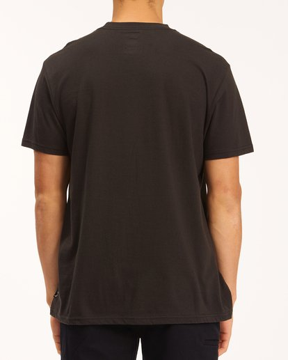 2 Entry Short Sleeve T-Shirt Black ABYZT00755 Billabong