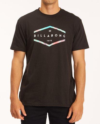 0 Entry Short Sleeve T-Shirt Black ABYZT00755 Billabong