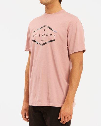1 Entry Short Sleeve T-Shirt Green ABYZT00755 Billabong