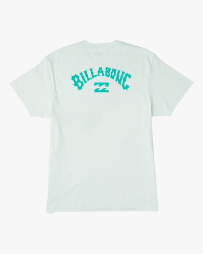1 Arch Wave Washed Short Sleeve T-Shirt Multicolor ABYZT00757 Billabong