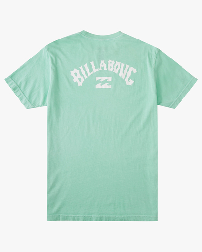 6 Arch Short Sleeve T-Shirt Green ABYZT00758 Billabong