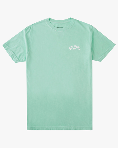 5 Arch Short Sleeve T-Shirt Green ABYZT00758 Billabong