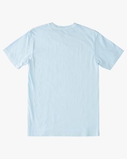 4 Essential Short Sleeve T-Shirt Blue ABYZT00759 Billabong