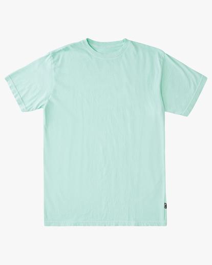 3 Essential Short Sleeve T-Shirt Green ABYZT00759 Billabong
