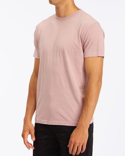 1 Essential Short Sleeve T-Shirt Green ABYZT00759 Billabong