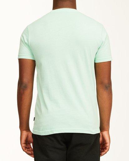 2 Essential Short Sleeve T-Shirt Green ABYZT00759 Billabong