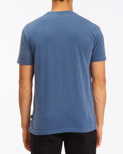 2 Essential Short Sleeve T-Shirt Blue ABYZT00759 Billabong